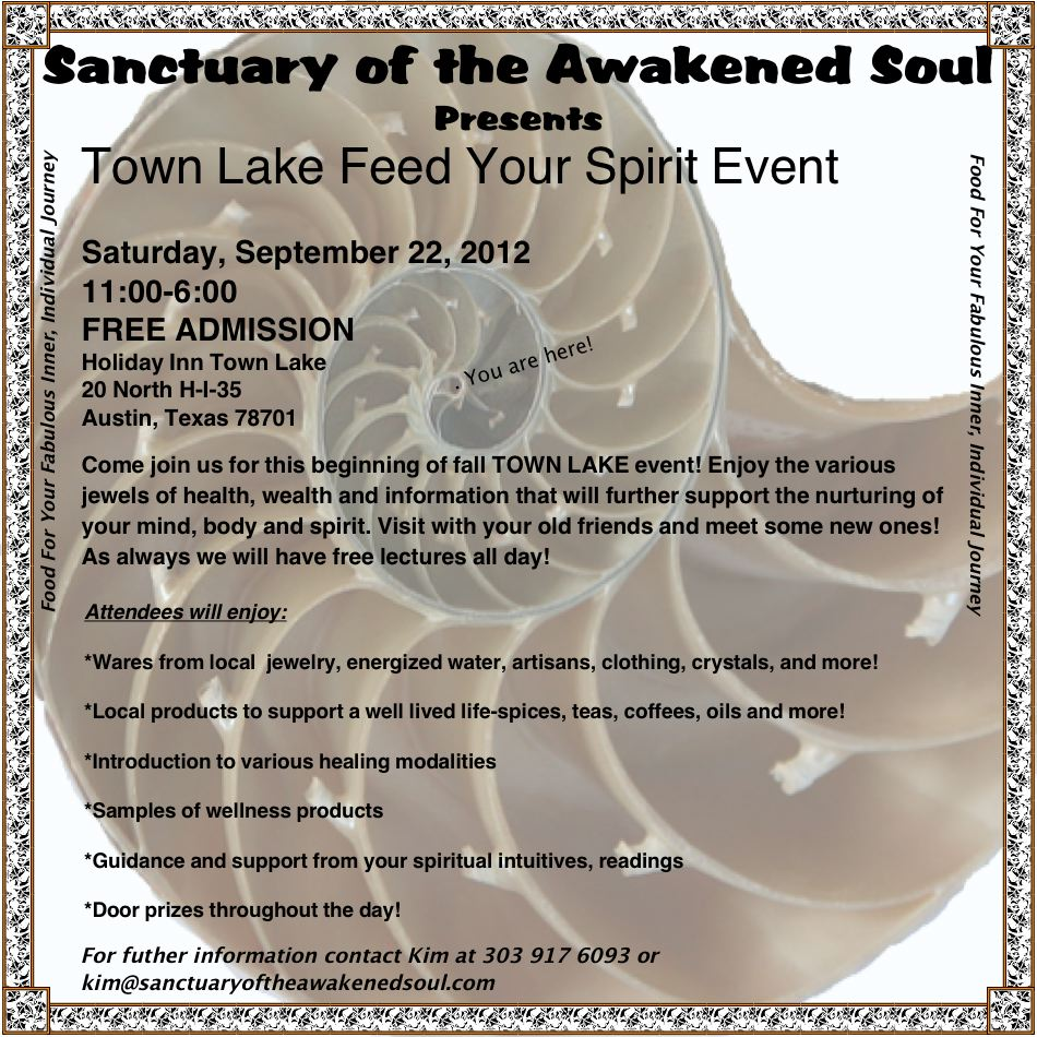 Town Lake Feed Your Spirit Fair
