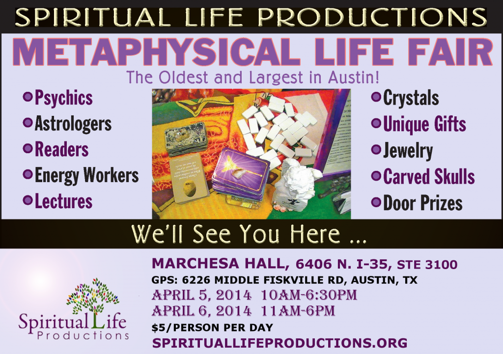 Metaphysical Life Fair