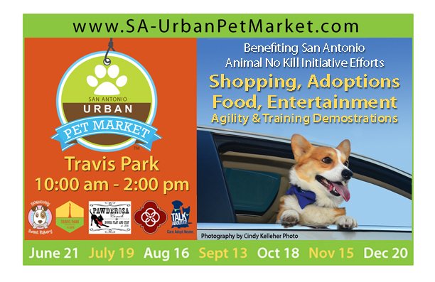 SA Urban Pet Market Flyer