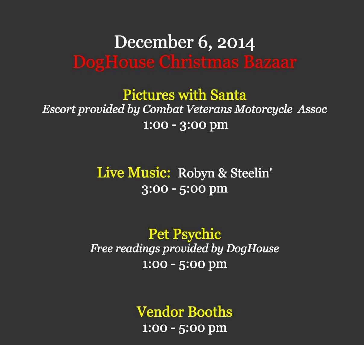 Doghouse Bazaar