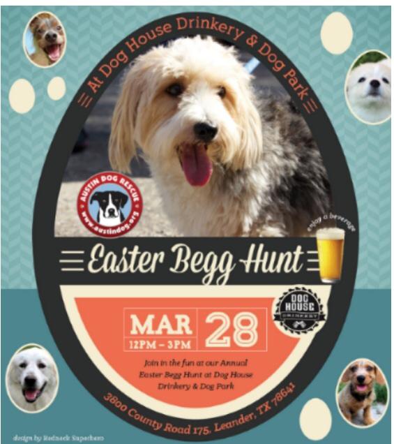 Easter Begg Hunt
